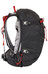 Bergans Istinden Backpack 34L Black/Bright Red